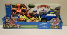 Nickelodeon Paw Patrol Jungle Explorer 2 Pack Toys R Us Exclusive NIB EXCELLENT
