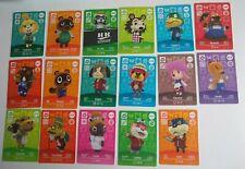 Animal Crossing Series 1 Amiibo Card Specials