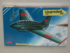 MPM 1/72 Scale Japanese Mitsubishi J8M1 Shusui Rocket Fighter - Factory Sealed