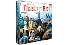 Ticket to Ride: Francia - Asmodee 824968721285