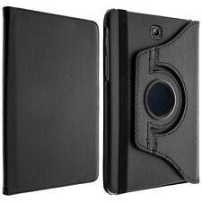 Funda libro Samsung Galaxy Tab S2 8.0 Giratoria 360º Función soporte - Negro