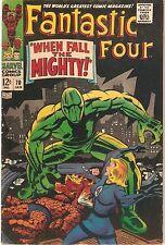 Fantastic Four #70 (Jan 1968, Marvel)