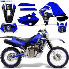 Honda XR650 Graphic Decal Kit Dirt Bike Sticker Wrap XR650R 2000-2010 REAP BLUE