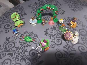 Playmobil lot princesse fees