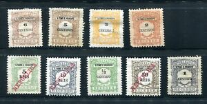 St Tome and Principe - MH stamps