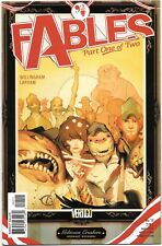 Fables #92 comic book The Frog Prince Red Riding Hood Bill Willingham