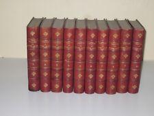 Théâtre complet de LABICHE 10 volumes 1880 - 1882 Calmann Lévy Préface E. Augier
