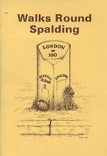 WALKS ROUND SPALDING published 1984