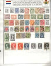 1¢ WONDER'S ~ NETHERLANDS MINT & USED ON PAGES ALL SHOWN ~ Y60