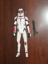 STAR WARS CLONE WARS - RIOT CONTROL TROOPER - CW49 - Extremely Rare - Mint