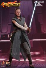 Hot Toys 1/6 MMS446 – Star Wars: The Last Jedi – Rey (Jedi Training)