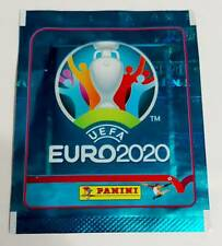 EURO 2020 PANINI NO PREVIEW Sealed Packet Pochette Bustina Pack Rare
