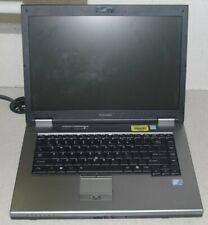 "Toshiba Tecra a10-s3551 laptop 15.4"" lcd 4gb ram p8700 cpu dvdrw 250gb hdd"