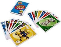 Mattel Games FMW18 UNO Junior Feuerwehrmann Sam Kartenspiel für Kinder,