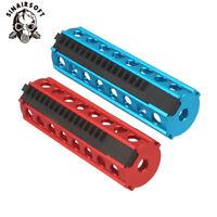 MA Upgrade 15 Half Steel Teeth Aluminum  Piston For Airsoft AEG Gearbox Ver. 2/3