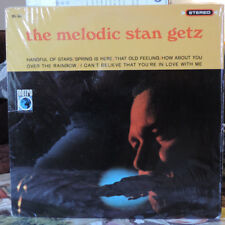The Melodic     Stan Getz LP