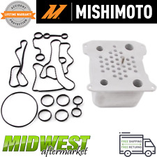 Mishimoto Replacement Oil Cooler For 2008-2010 Ford F-250 F-350 6.4L Powerstroke