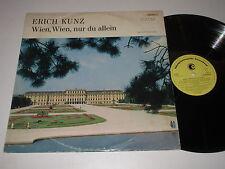 LP/ERICH KUNZ/WIEN WIEN NUR DU ALLEIN/Schallplattengilde Gutenberg 88 211