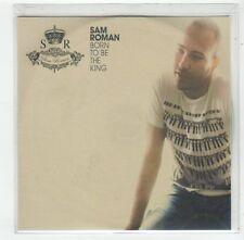 (FA956) Sam Roman, Born To Be The King - 2011 DJ CD