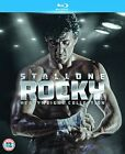ROCKY Heavyweight Collection 1 2 3 4 5 & 6 BLU-RAY RB Balboa Sylvester Stallone