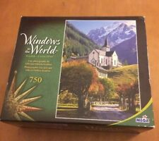 Windows To The World 750 Piece Puzzle Called Sanctuary