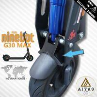 🛴SOPORTE MONORIM BRACKET 🛴 Electric Scooter NINEBOT MAX G30 / G30LP / G30D 3D