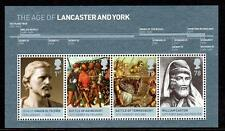 2008 Gb The Age Of Lancaster York Miniature Sheet Ms2818 Mnh Unmounted Mint Umm