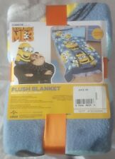 """Despicable Me 3  62"""" by 90"""" Micro Raschel Throw Blanket"""