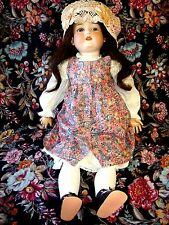 "ARMAND MARSEILLE 30"" DOLL 390N A13M MADE IN GERMANY DRCM 246/1 EYES OPEN JOINTED"