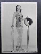 No.19 DOROTHY BELLE DUGAN Modern Beauties Sixth Series XF36 B.A.T. 1938