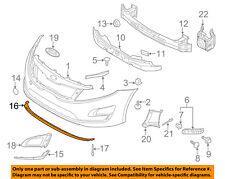 KIA OEM 11-13 Optima Front Bumper-Lower Spoiler Chin Lip Splitter 865914U000