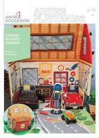 Grease Monkey Garage Anita Goodesign Embroidery Machine Design CD NEW
