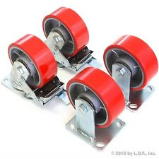 4 Plate Casters 5