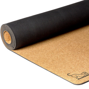 Natural Cork Eco-Friendly MantraMat Yoga Mat | Clearance | Minor Flaw