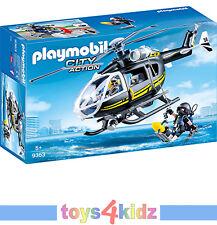 PLAYMOBIL®  CITY ACTION  Polizei  SEK  9360 - 9365   ** NEU / OVP **