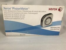 Xerox PhaserMeter 097S04276 Color Measurement Device