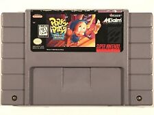 Porky Pig's Haunted Holiday (Super Nintendo SNES, 1995) TESTED WORKS!!!
