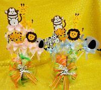 Safari Baby Shower Centerpiece Party Favors Prizes- Boy/Girl- 1pc