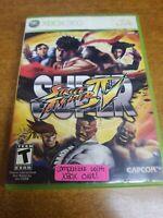 Street Fighter IV (Microsoft Xbox 360, 2009)