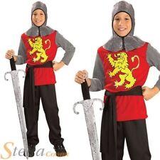 garçons Seigneur médiéval chevalier roi Arthur enfants costume déguisement