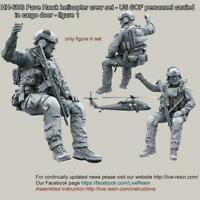 1/35 Resin Kits Helicopter Crew Resin Soldier LRM-35024 A2E8