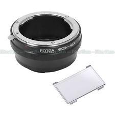 FOTGA Nikon AI Lens to Sony E-Mount NEX3 C3 NEX5 NEX-5N 5C 5R NEX6 NEX-7 Adapter