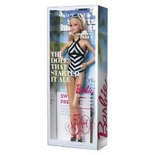 SPORTS ILLUSTRATED SWIMSUIT 2014 50TH ANNIVERSARY BARBIE DOLL LIMITED EDITION