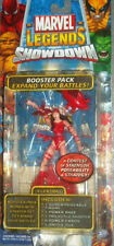 Marvel LEGENDS SHOWDOWN ELEKTRA (RED) BOOSTER PACK electra