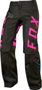 2017 Fox Racing Womens Switch Pants - MX Motocross Off-Road ATV Dirt Bike Gear