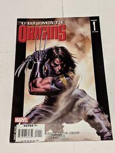 Ultimate Origins #1 August 2008 Marvel Comics Bendis Guice WOLVERINE