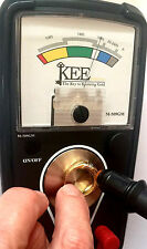 UPGRADED NEW Reliable KEE GOLD TESTER Prospector M-509GM Tests St Steel Rolex