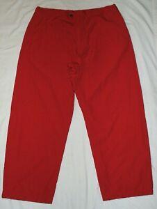 Tommy Hilfiger Windbreaker Pants XXL Striped Mesh Lining Sailing