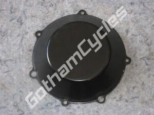 OEM Ducati Stock Engine Motor Dry Clutch Cover Black