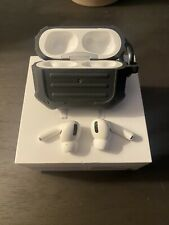 Apple AirPods Pro White In Ear Bluetooth Headsets with  Charging Case